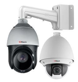 Видеокамеры HD TVI PTZ с удаленным управлением и зумом