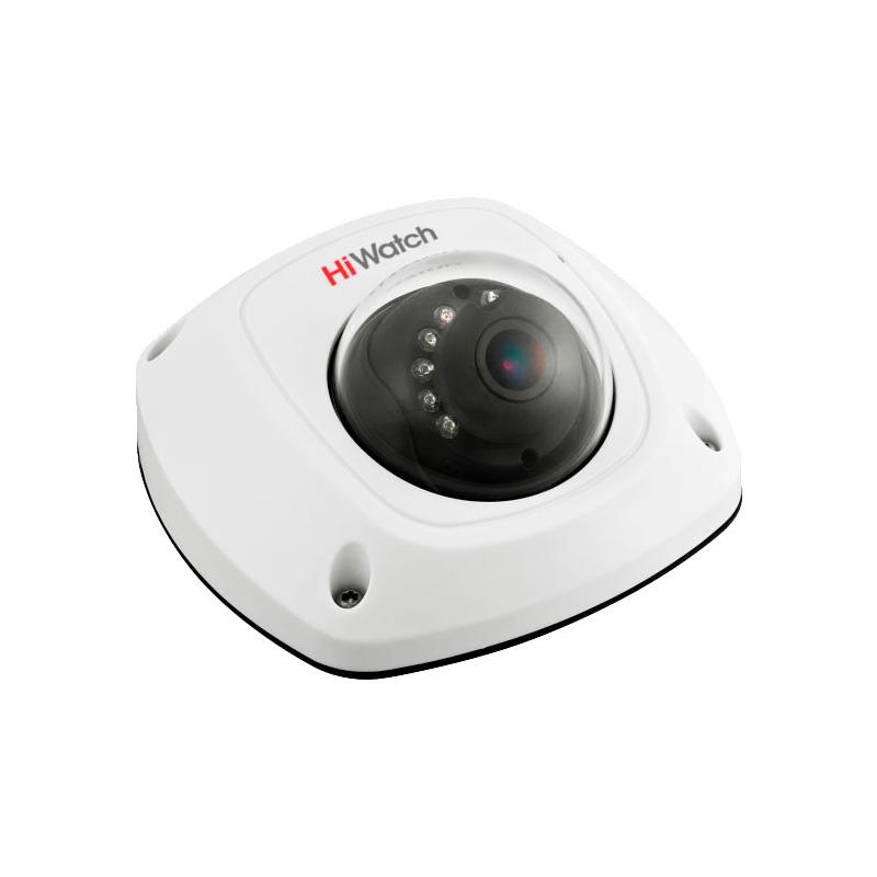 Купольная компактная камера HiWatch DS-T251