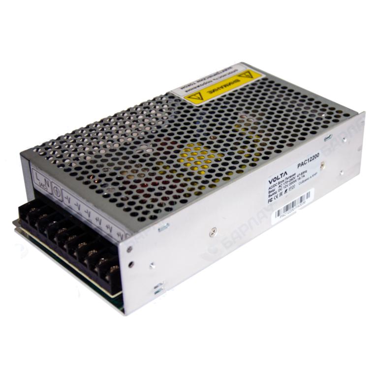 Блок питания PAC12200 для видеонаблюдения
