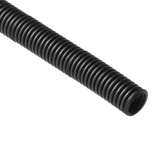 Труба гофрированная ПНД 20мм для систем видеонаблюдения
