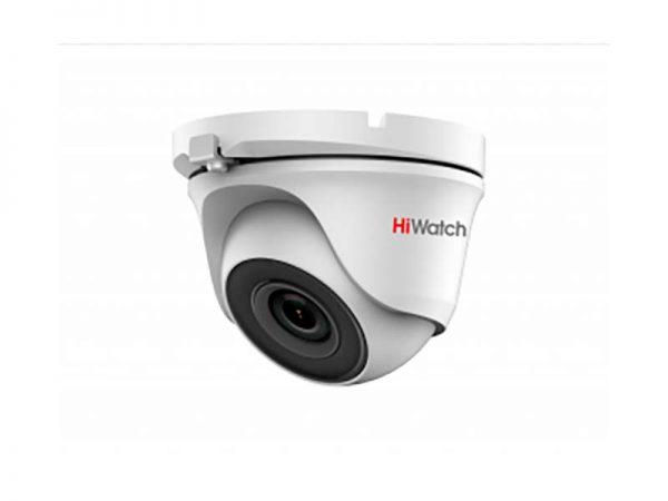 Уличная купольная камера видеонаблюдения для дома