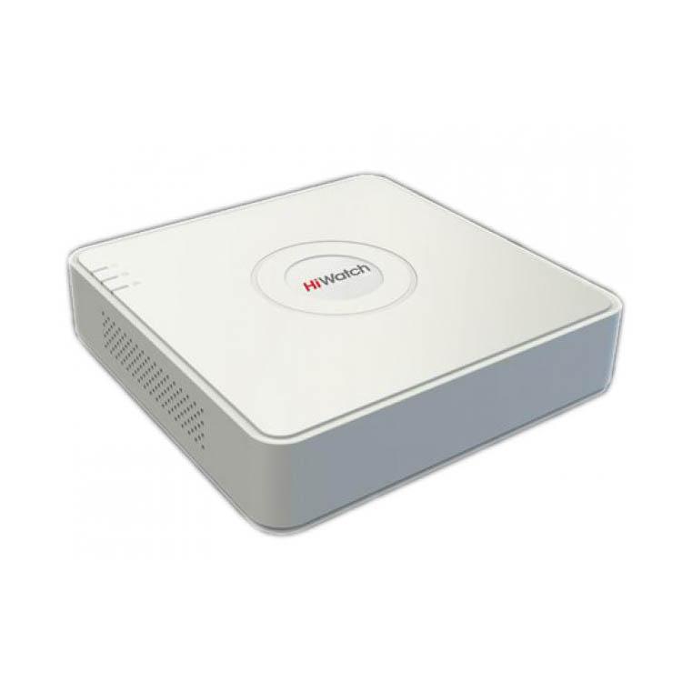 Гибридный видеорегистратор HiWatch DS-H108UA