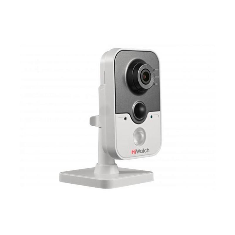 Кубическая камера HiWatch DS-I214W IP WiFi