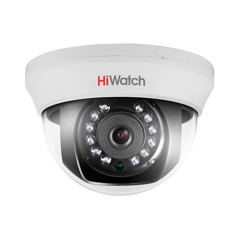 Купольная камера HiWatch DS-T101 HD-TVI