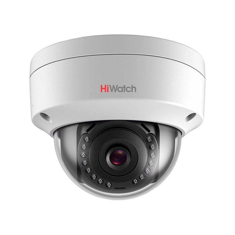 Купольная камера HiWatch DS-I202