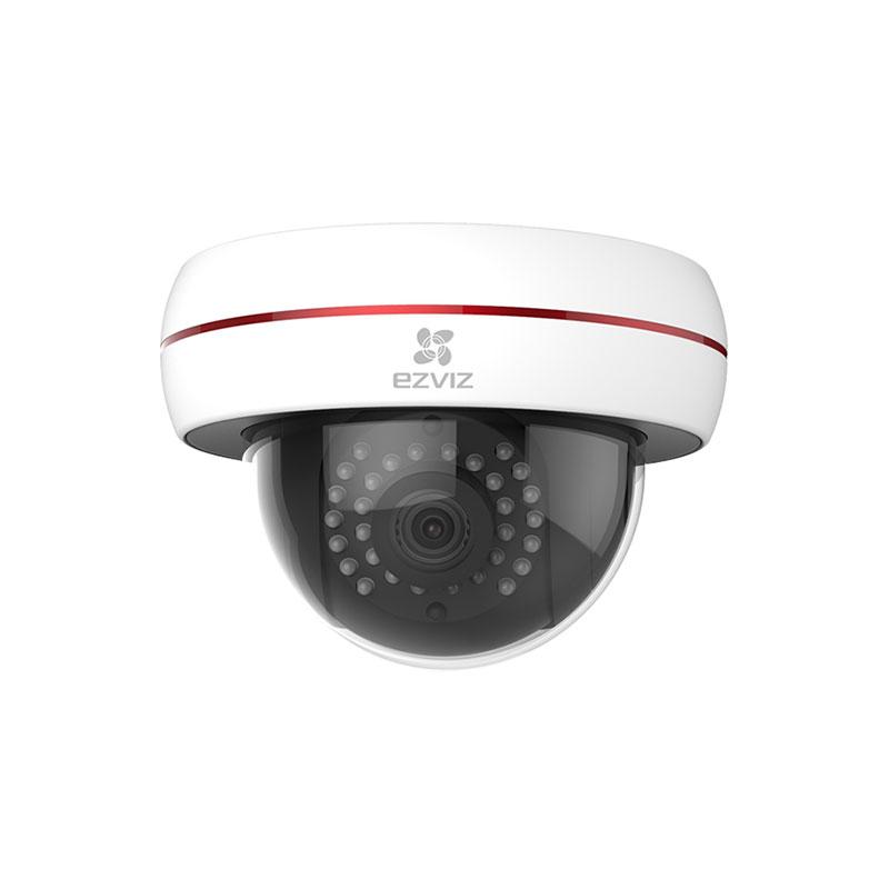 Купольная камера видеонаблюдения Ezviz C4S IP/Wi-Fi