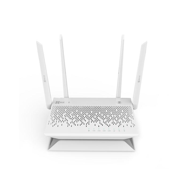 Wi-FiРоутер с функцией регистратора EZVIZ Vault Plus