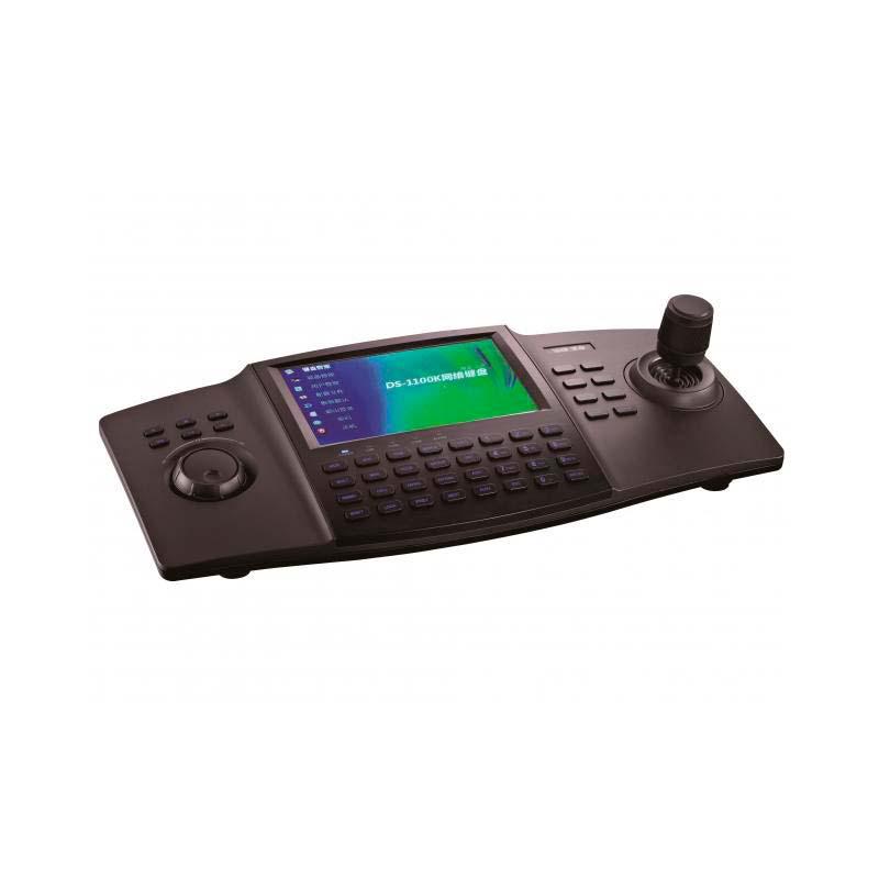 Сетевой пульт управления Hikvision DS-1100KI PTZ