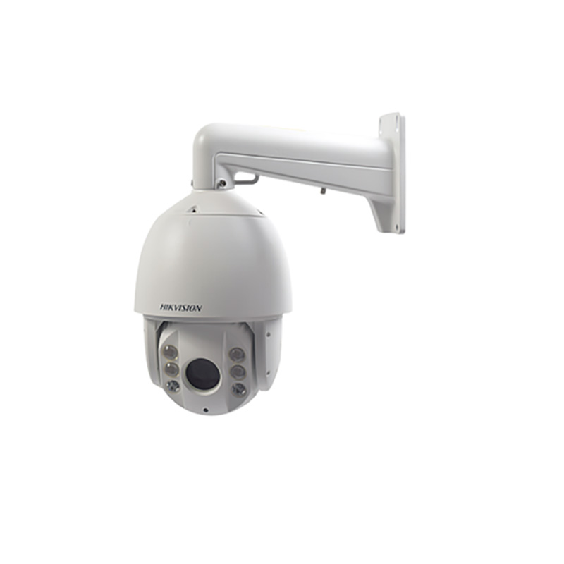 Поворотная видеокамера + Кронштейн на стену Hikvision DS-2DE7530IW-AE