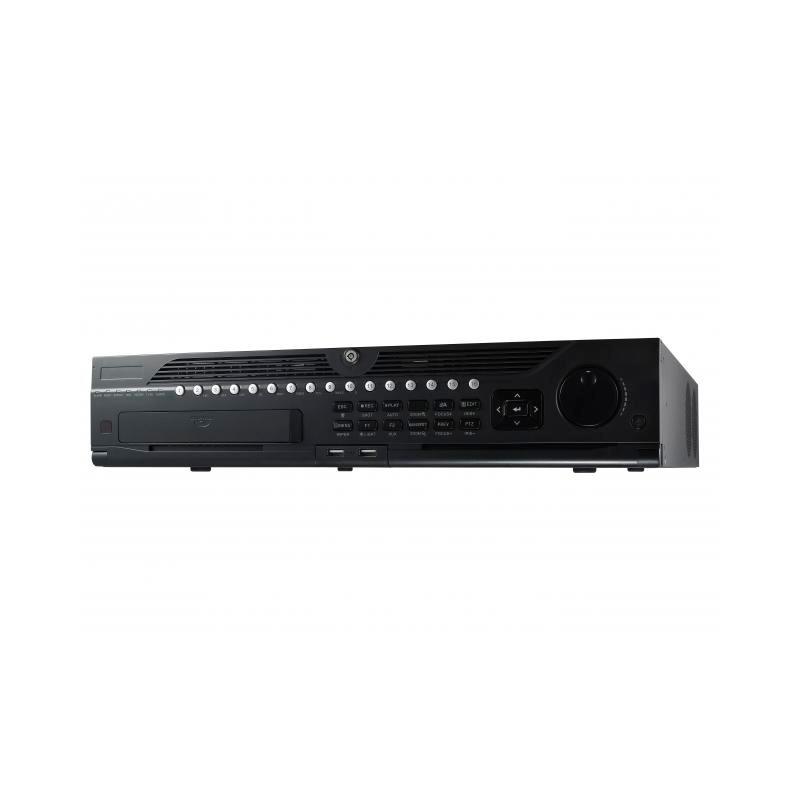 Сетевой видеорегистратор 64-канальный Hikvision DS-9664NI-I8