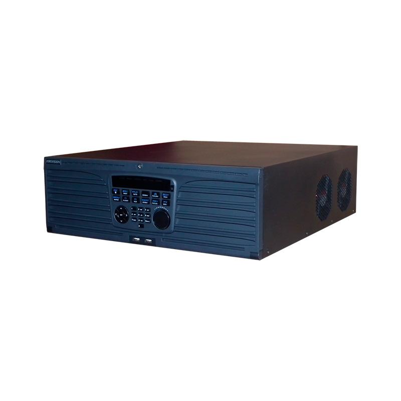 Сетевой видеорегистратор 64-канальный Hikvision DS-9664NI-I16