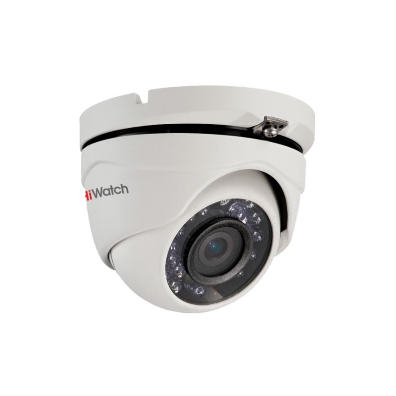 Купольная камера HiWatch DS-T203L