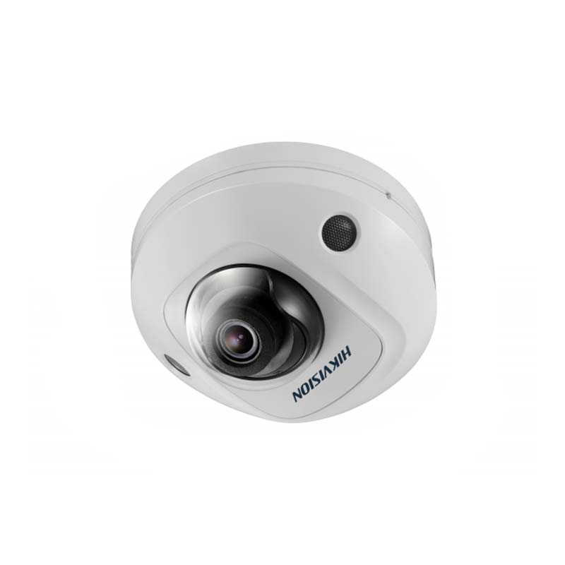 IP видеокамера купольная 2МП Hikvision DS-2CD2523G0-IS (2.8 мм)