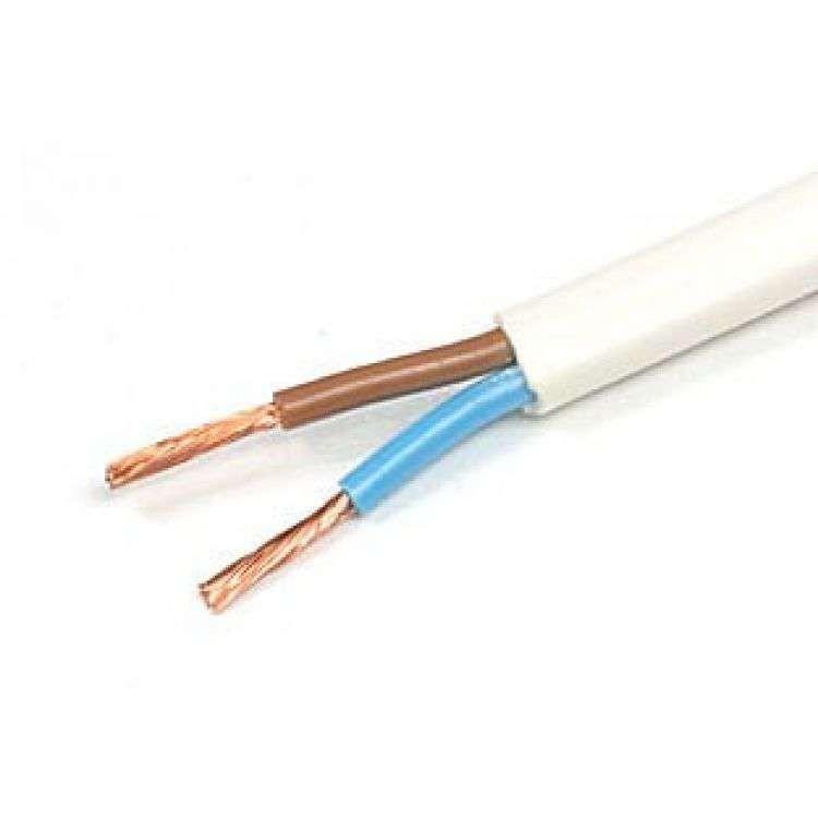 Силовой кабель ШВВП 2х0,75