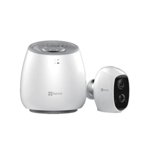 Wi-Fi Камера видеонаблюдения для дома с удаленным доступом
