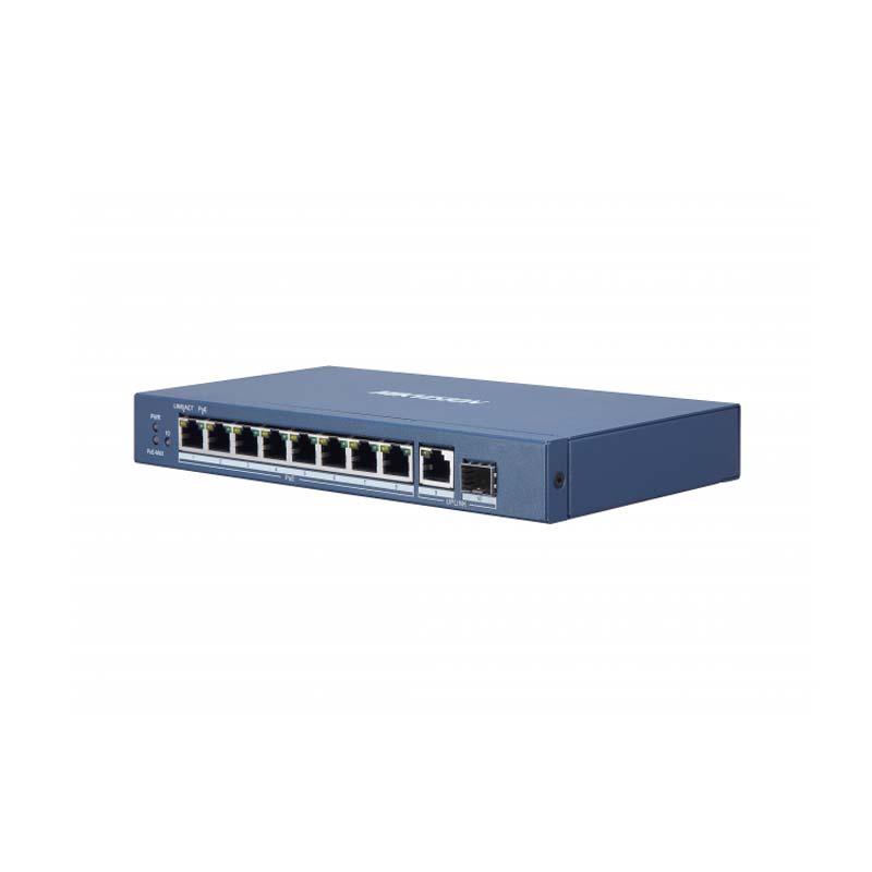 PoE коммутатор Hikvision DS-3E0318P-E/M