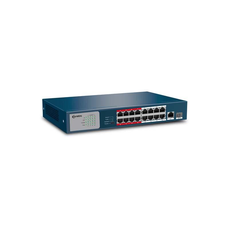 PoE коммутатор HWS-0318P-135