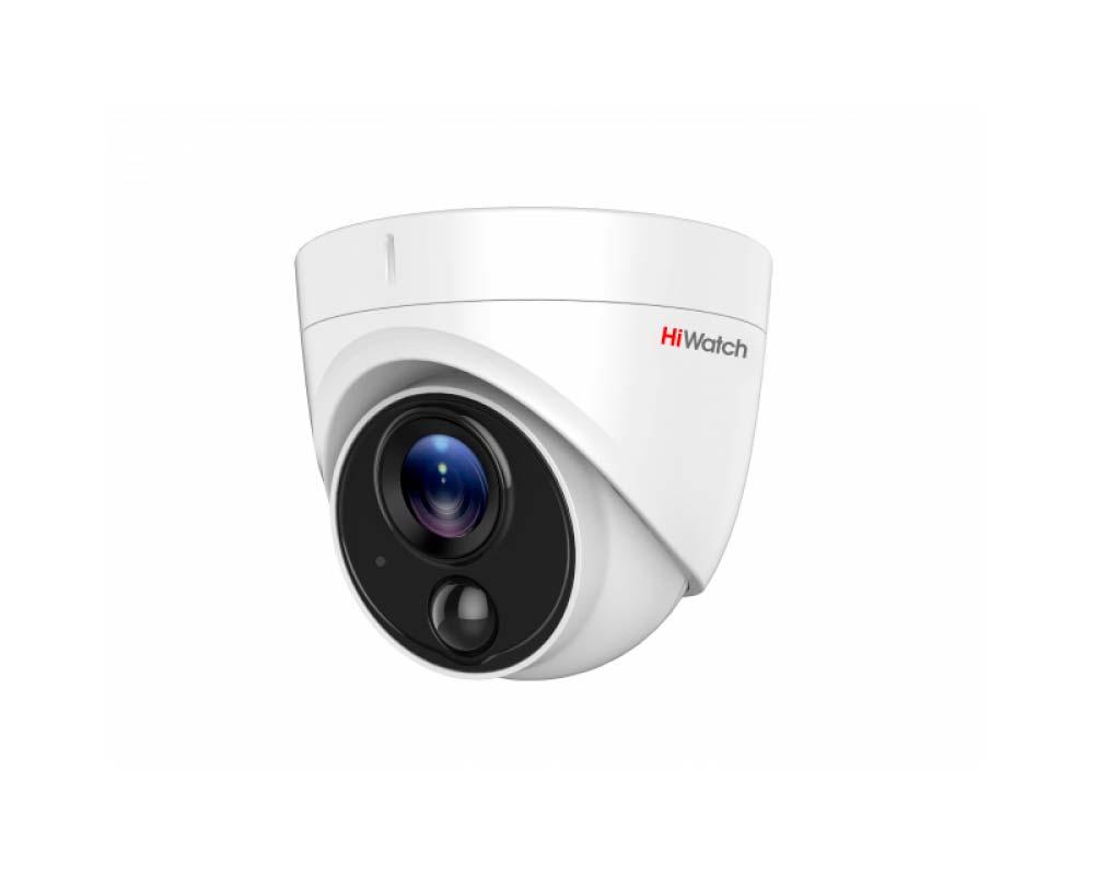 Купольная видеокамера HiWatch DS-T213