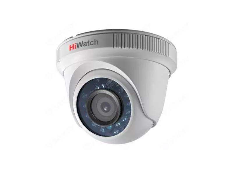 Купольная видеокамера HiWatch DS-T283 HD-TVI