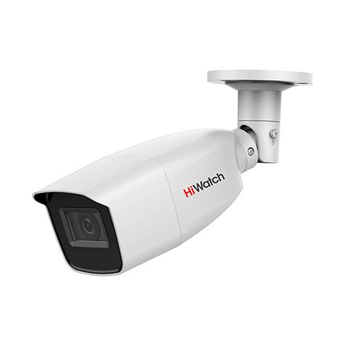 Цилиндрическая видеокамера HiWatch DS-T206B