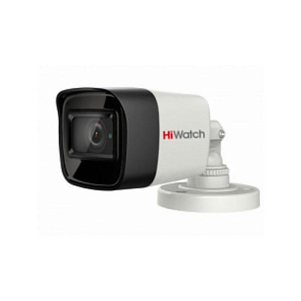 Цилиндрическая видеокамера HiWatch DS-T800