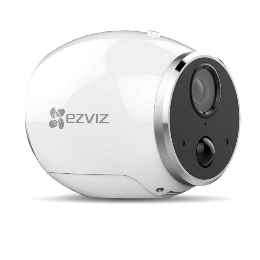 Автономная камера видеонаблюдения Ezviz Mini Trooper Wi-Fi