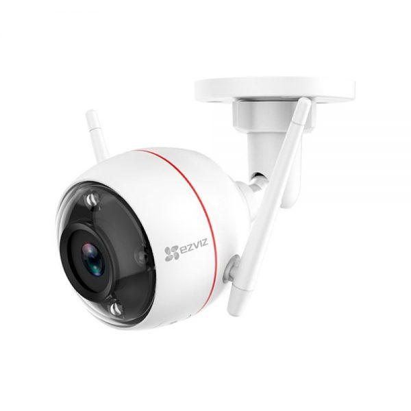 Wi-Fi уличная цилиндрическая камера видеонаблюдения Ezviz Husky Air Plus