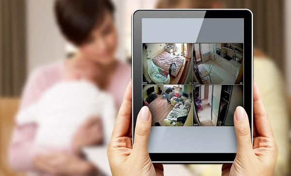 Видеонаблюдение за няней (для дома) с удаленным доступом