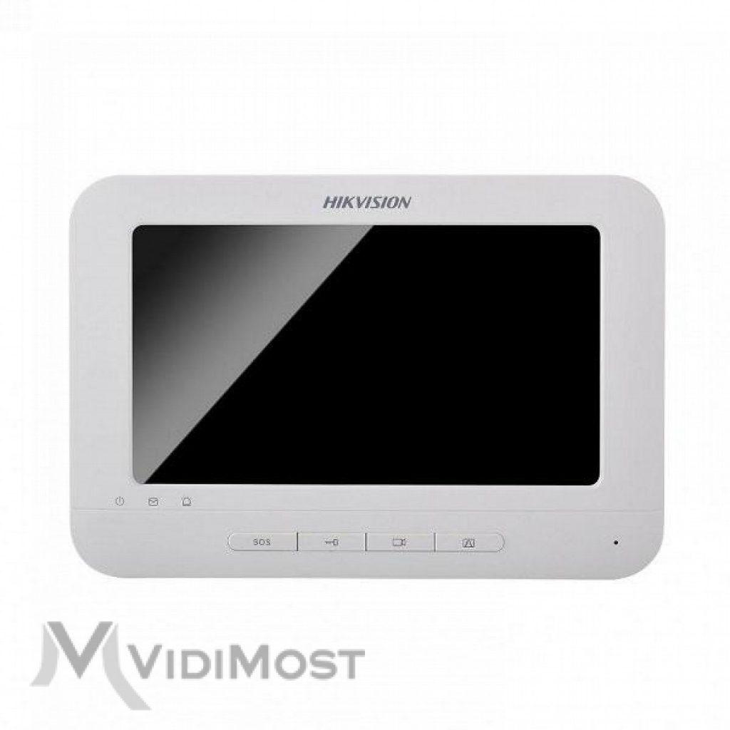 Монитор домофона DS-D100MF