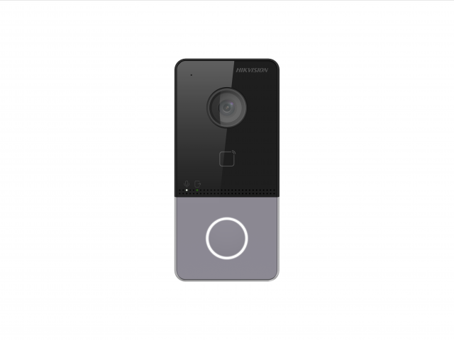 Вызывная панель домофона Hikvision DS-KV6113-PE1