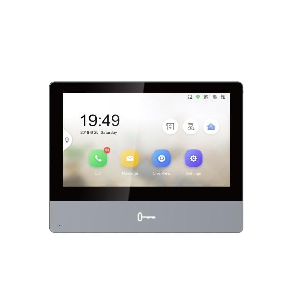 IP домофон монитор Hikvision DS-KH8350-TE1