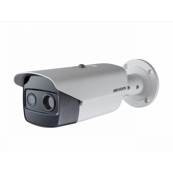IP камера с тепловизионным модулем и ИК-подсветкой до 120 м DS-2TD2615-7