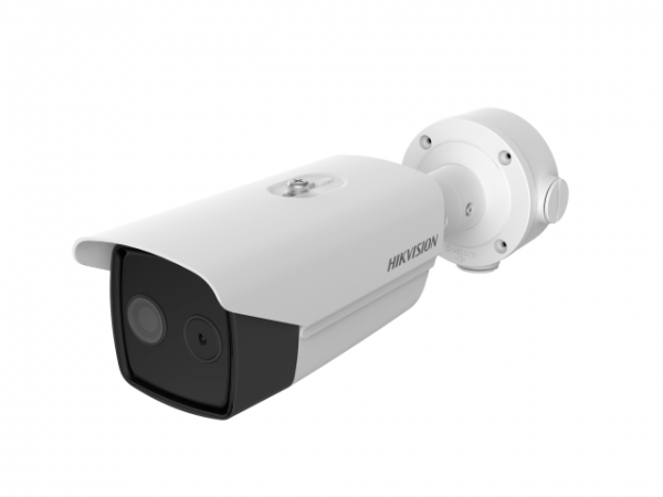 Тепловизионная цилиндрическая IP-камера Hikvision DS-2TD2617B-3/PA