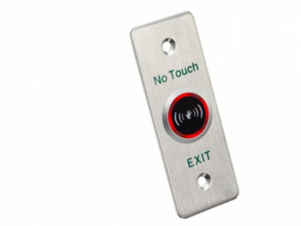 СКУД кнопка доступа Hikvision DS-K7P04