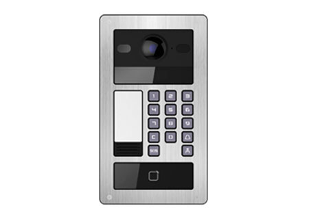SIP домофон вызывная панель Hikvision DS-KD8013-IME6