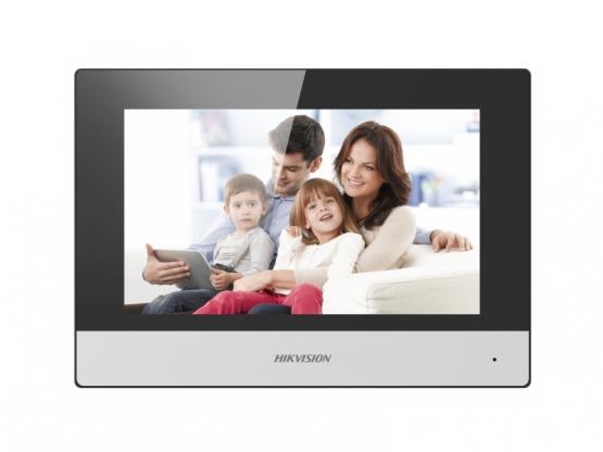 IP Домофон, монитор Hikvision DS-KH9310-WTE1