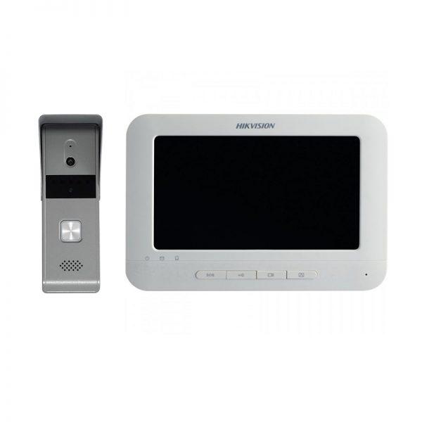 IP Домофон, комплект Hikvision DS-KIS205