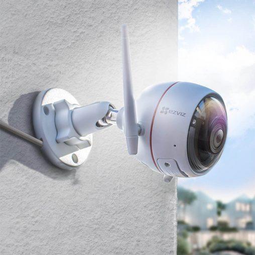 Wi-Fi камеры видеонаблюдения Ezviz