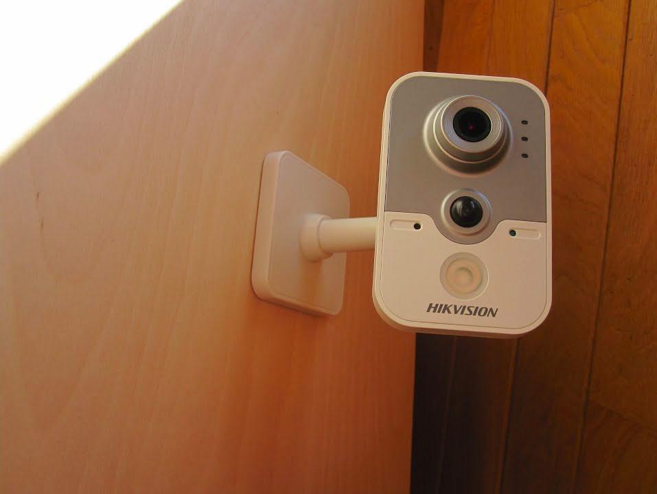 Камера видеонаблюдения hd для квартиры и дома